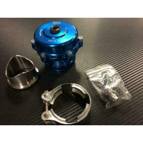 Tial Q50 50mm Blow off valve kit - Meerdere kleuren