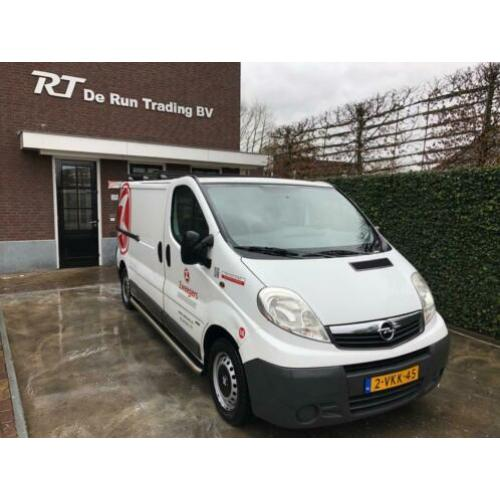 Opel Vivaro 2.0 CDTi Turbo defect (bj 2010)